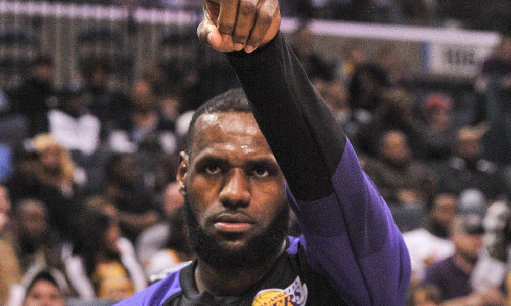 LeBron James fait pleurer une fan