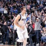 NBA – L'incroyable panier au buzzer de Luka Doncic !