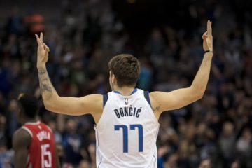 Luka Doncic tue les Rockets