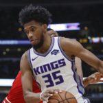 NBA – Marvin Bagley se blesse face aux Warriors