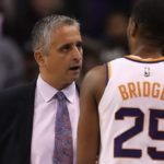 NBA – Mikal Bridges s'est excusé auprès de son coach