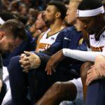 NBA – Une nouvelle blessure dans l'effectif des Nuggets