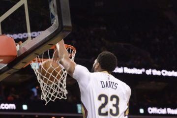 En cette nouvelle semaine NBA, c'est Anthony Davis qui se classe premier du Top 10 de la nuit