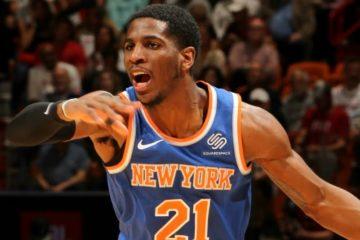 Le jeune arrière des Knicks, Damyean Dotson, plairait beaucoup à Dwane Casey