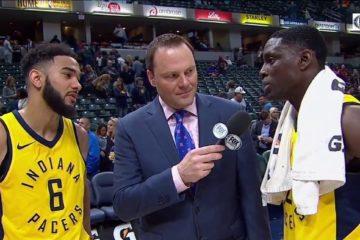 Désireux de donner plus de minutes à leur rookie Aaron Holiday, les Pacers pourraient se séparer de Cory Joseph ou de Darren Collison