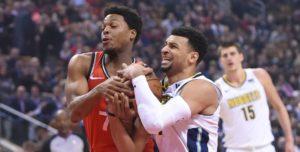NBA – Programme de la nuit (03/12) : Nuggets @ Raptors, duel de leaders dans le nord