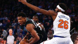 NBA – David Fizdale fait les louanges de Giannis Antetokounmpo