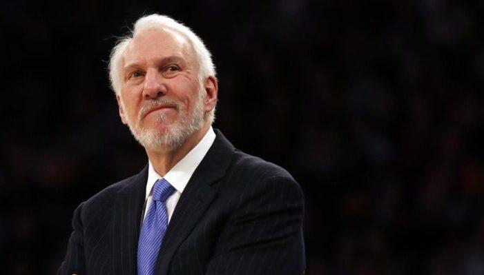Gregg Popovich dépasse Pat Riley et devient ainsi le 4ème coach le plus victorieux de la NBA