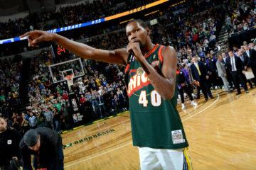 Superstar à Golden State, Kevin Durant entretien déjà l'idée de devenir propriétaire d'une franchise à Seattle