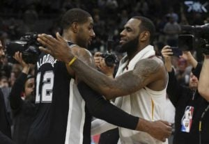 NBA – La statistique qui lie LeBron James et LaMarcus Aldridge