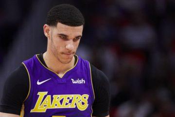 Si l'erreur a désormais été corrigée, Google avait remplacer Lonzo Ball par une personne totalement inconnue dans le roster des Lakers