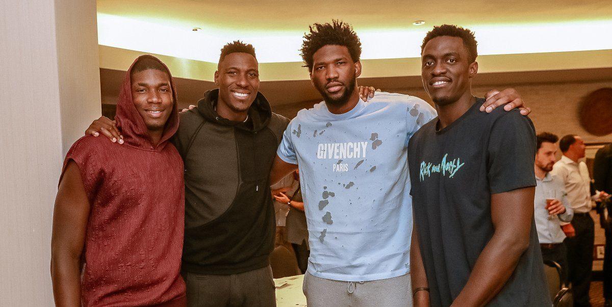 Pascal Siakam travail ardemment en dehors des terrains afin de changer les perceptions concernant les joueurs africains en NBA