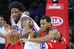 NBA – Programme de la nuit (05/11) : Des 76ers revanchards chez les Raptors