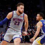 NBA – Stephen Curry compare le Blake Griffin des Pistons et celui des Clippers