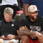 NBA – «Il sera titulaire» : Steve Kerr détaille le retour de DeMarcus Cousins