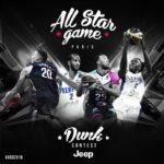 LNB – All-Star-Game : Les participants au concours de dunks sont connus !