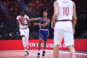 27fbdb29f715b LNB – Récap du All Star Game : Victoire de la sélection française, Lahaou  Konaté MVP, Robinson, Pinault et Harley mis à l'honneur