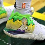 WNBA – Votez pour… La paire de chaussures de l'année !