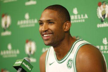 Les Celtics ont complètmeent raté leur communication au sujet d'Al Horford