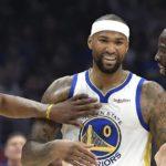 NBA – DeMarcus Cousins : « J'étais comme un enfant le jour de Noël »