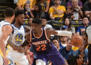 NBA – Pourquoi Deandre Ayton était pressé de jouer les Warriors