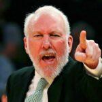 NBA – La phrase sauvage de Gregg Popovich avant les Finales NBA