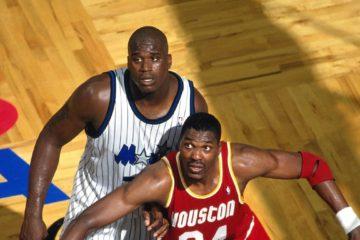Durant l'été 1995, Hakeem Olajuwon et Shaquille O'Neal ont failli s'affronter dans un un-contre-un de légende