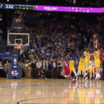 NBA – Top 5 : James Harden tue les Warriors en overtime !