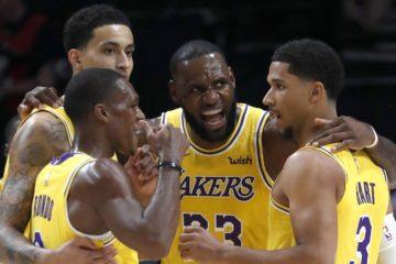 3 jouers des Lakers pourraient être transférés avant la deadline