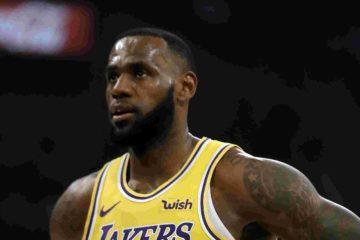 LeBron James pourrait être absent 3 semaines de plus selon son agent