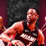 NBA – Dwyane Wade rejoint LeBron James et Michael Jordan