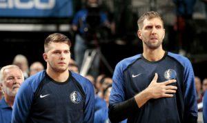 NBA – Dirk Nowitzki : « Il y a tellement de joueurs européens que je respecte »