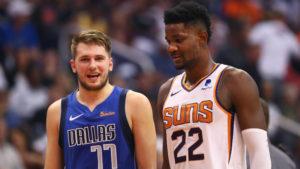 NBA – Deandre Ayton fan de Luka Doncic : «C'est une bête»