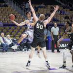 NCAA – Les Français de la nuit : Gosselin rate le double-double et la victoire