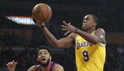 NBA – La raison qui a poussé Rajon Rondo à trahir les Celtics et rejoindre les Lakers