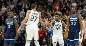 NBA – FDLN : Gobert et Batum en mode patron, Ntilikina et Okobo sont titulaires