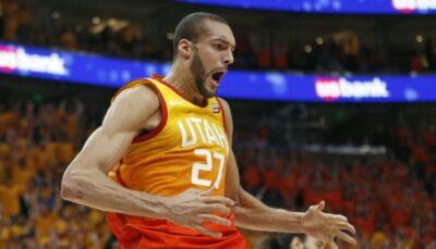 NBA – Rudy Gobert se plaint après son duel contre Zion Williamson
