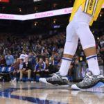 NBA – Le troll de Stephen Curry avec sa paire de chaussures