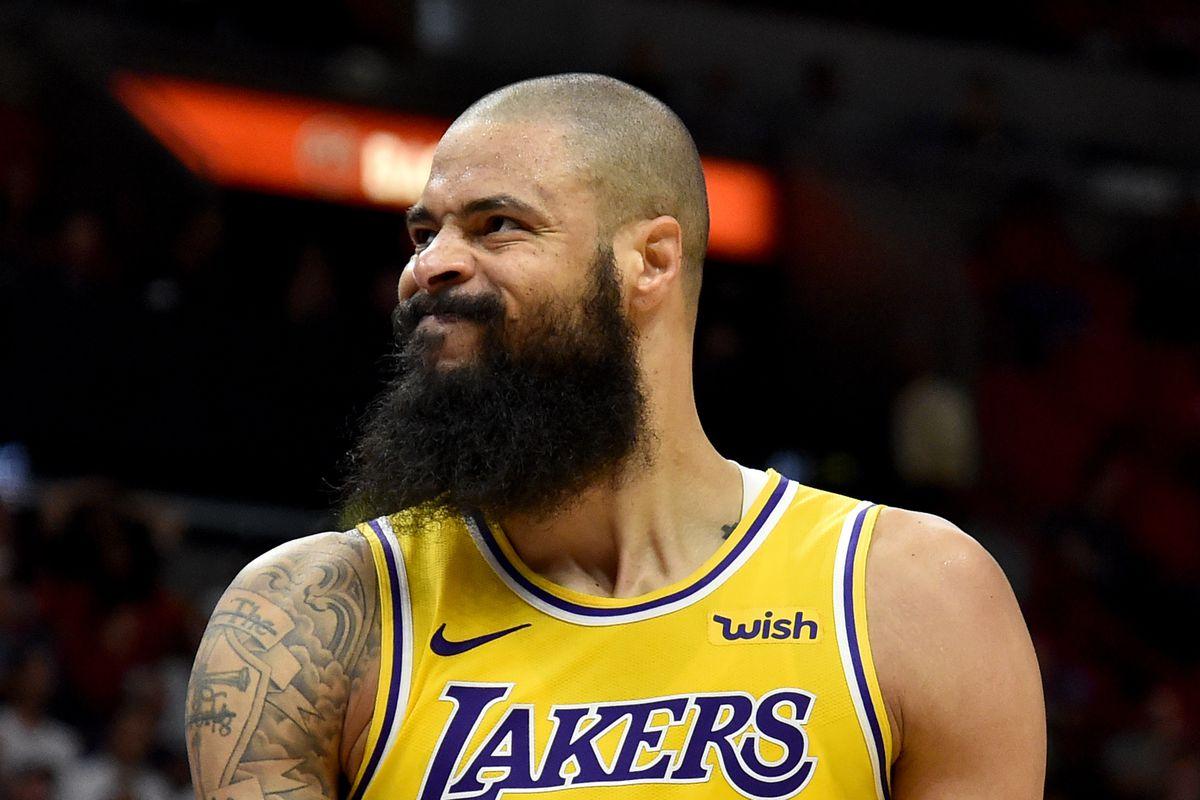 Tyson Chandler explique pourquoi il a rejoint les Lakers plutôt que les Warriors
