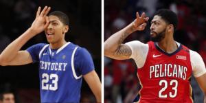NBA – Les transformations physiques des joueurs (part. 7)
