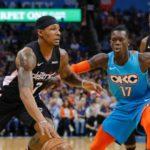 NBA – Une première pour les Wizards face au Thunder