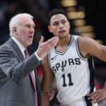 NBA – L'incroyable statistique sur les tirs à 3 points des Spurs