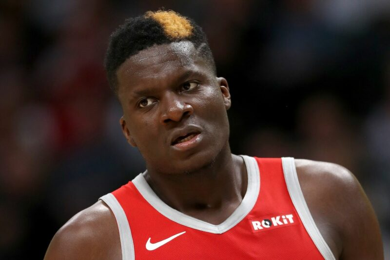 Clint Capela workout