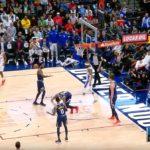 NBA – Quand Corey Brewer assomme accidentellement un joueur des Nuggets