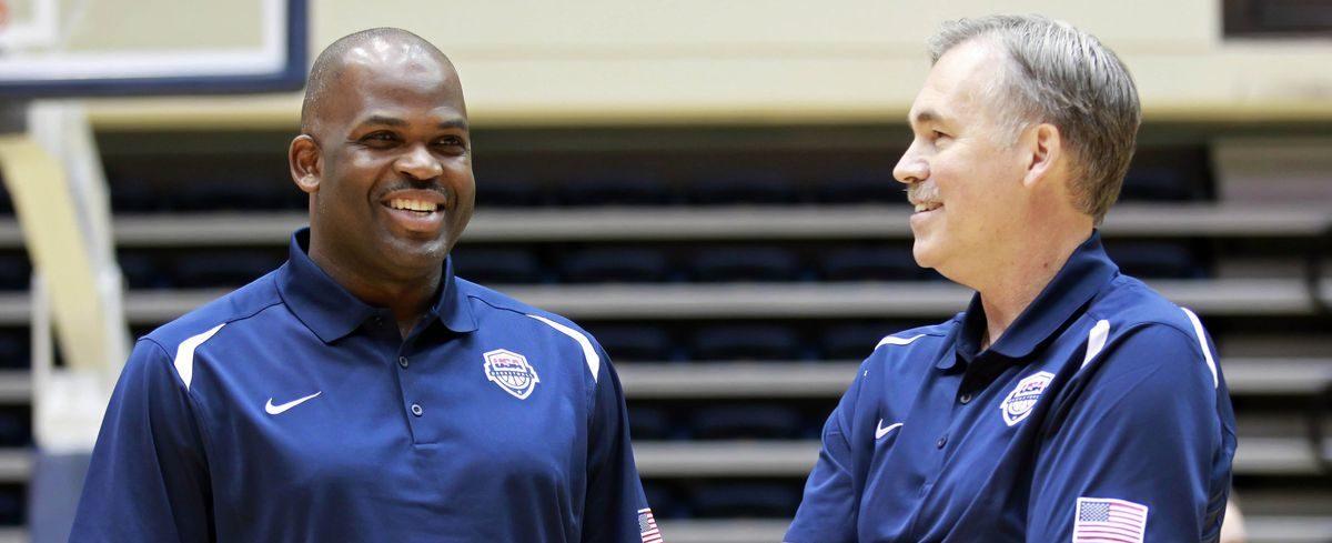 D'Antoni et McMillan coachs du mois