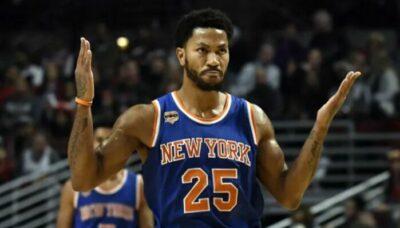 NBA – Le trade qui enverrait Derrick Rose aux Knicks