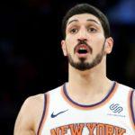 NBA – Enes Kanter craint de se faire tuer s'il se rend à Londres