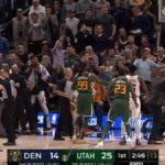 NBA – Des tensions entre Utah et Denver ; Nikola Jokic suspendu ?