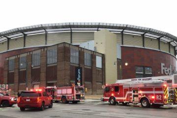 Un incendie s'est déclaré dans le FedExForum quelques heures avant le match entre les Grizzlies et les Hornets