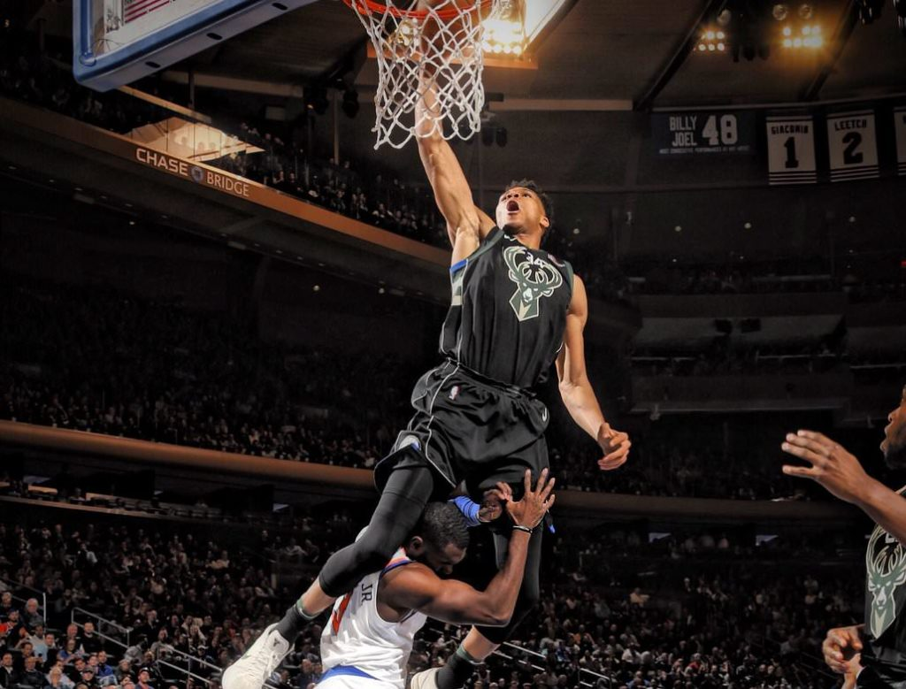 Giannis poster